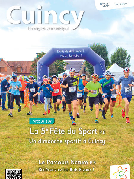 Magazine municipal d'octobre 2019
